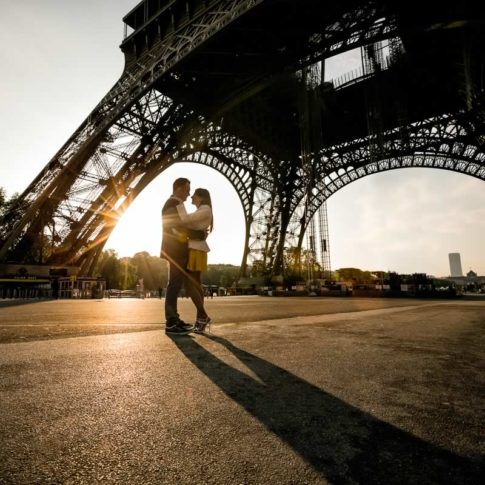 Pre-wedding in Paris, weddings photography