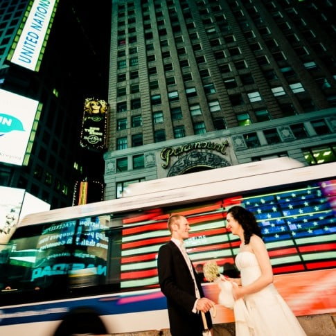 short video wedding New York, destination wedding photography
