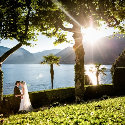 short video wedding on Lake Como , Italy, fine art wedding photography