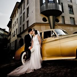 Wedding in Bolzano, Italy
