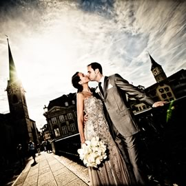 creative photography, wedding photos zurich