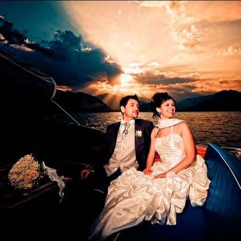 wedding Lake Como Italy, fine art photography, Flavio Bandiera