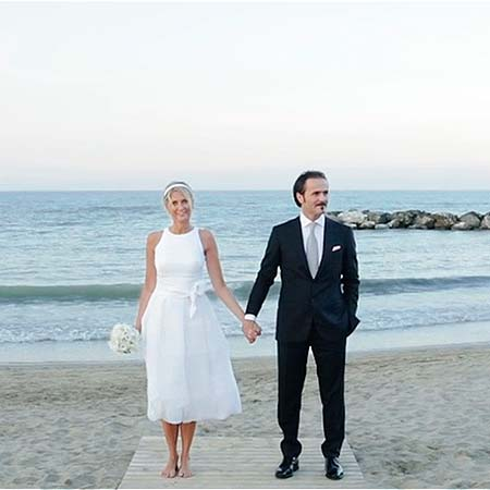 film wedding seaside italy