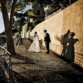 Wedding in Genova, Italy