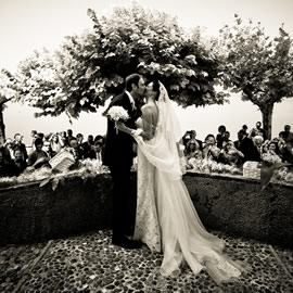 Wedding on Lake Garda, Italy