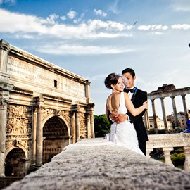 wedding in Rome Italy, fine art photography