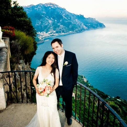 Wedding in Ravello, Italy
