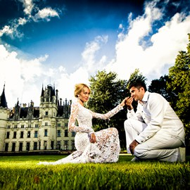 Wedding in Loire, France, Flavio Bandiera