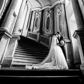 Wedding in Turin, Italy, destination photography