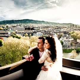 Wedding in Zurich, Switzerland, photo weddings