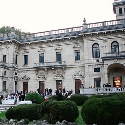 film wedding Como Italy Villa Erba