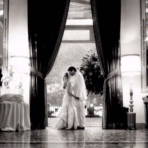 romatic wedding Villa d'Este Italy, best weddings photography