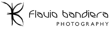 Wedding photographers logo - Flavio Bandiera